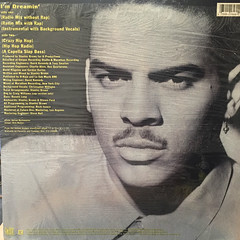 CHRISTOPHER WILLIAMS:I'M DREAMIN'(JACKET B)