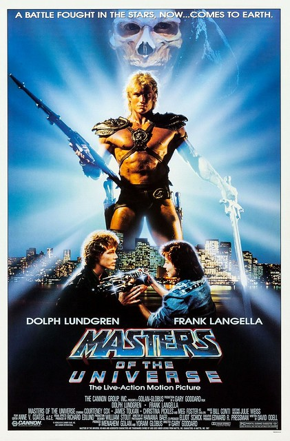 (1987) Masters of the Universe