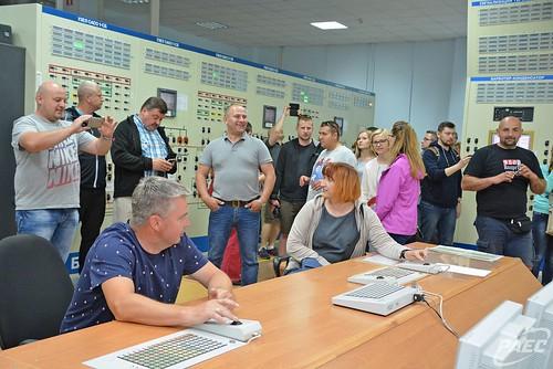 Польська делегація відвідала  Рівненську АЕС, фото-2