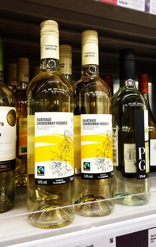 Western Cape Fairtrade Chardonnay-Viognier