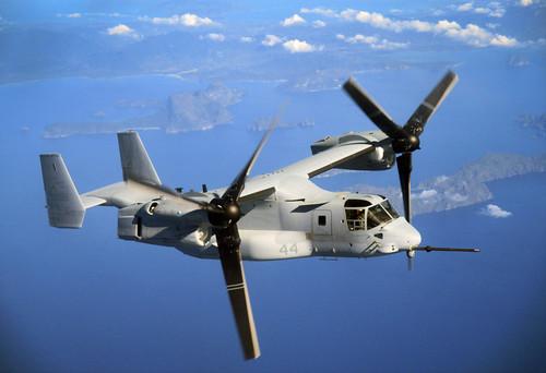 Osprey Displays Capabilites