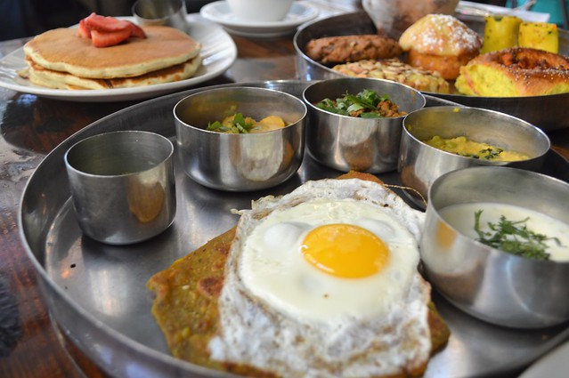 Pondicheri Houston Brunch