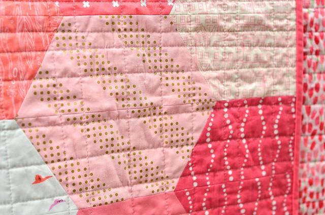 pink, pink, pink quilt