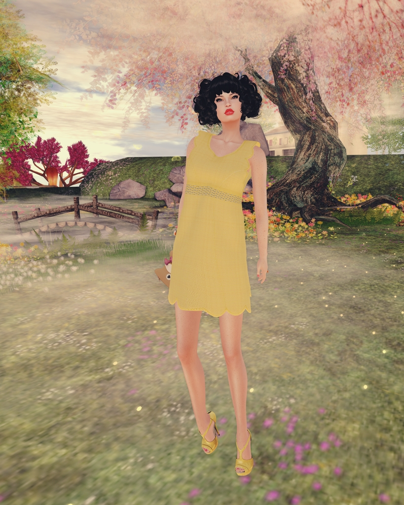 Dreamy Yellow