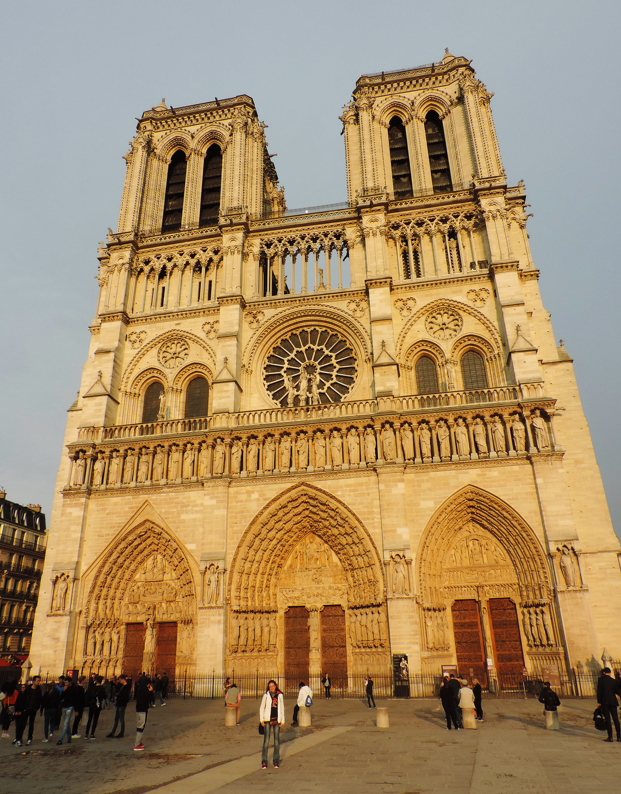 Our First Impressions Of Paris: Notre Dame, Paris