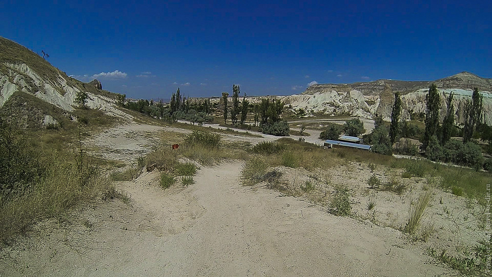 Red & Rose Valley, Cappadocia / Красная и Розовая долины в Каппадокии