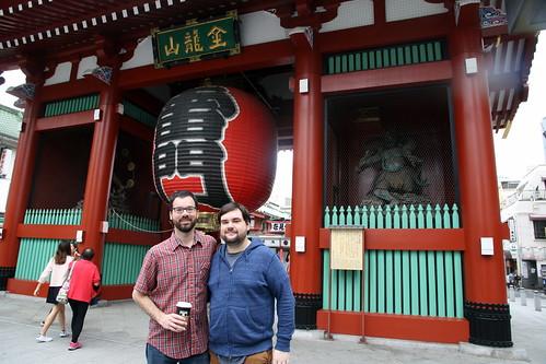 Sensō-ji Temple 2016