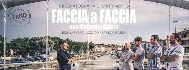 FACCIA A FACCIA con MOM Studio