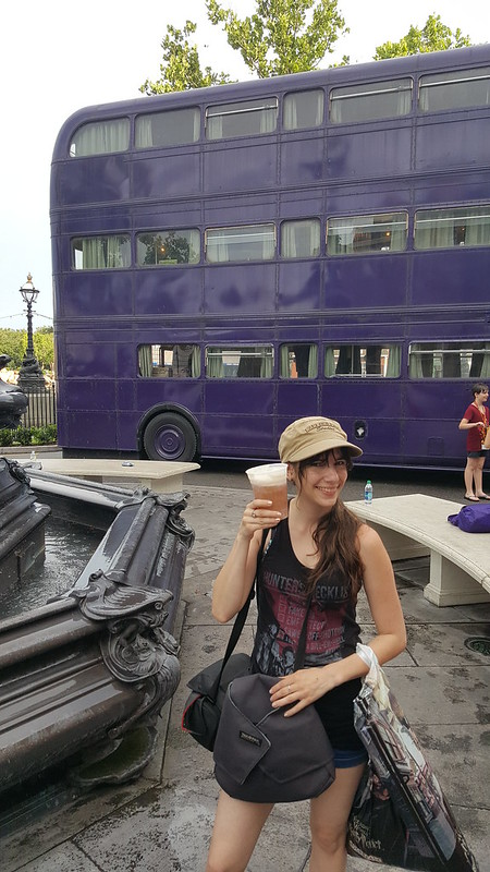 Butter Beer and Night Bus