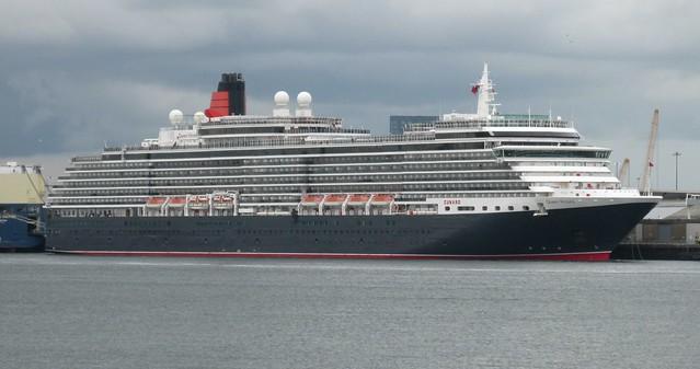 Cunard Ship Photos Qe2 Qm2 Queen Victoria Queen Mary Flickr Photo Sharing