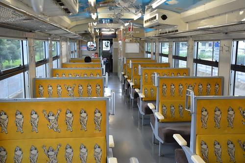 キハ40 2115ねずみ男列車
