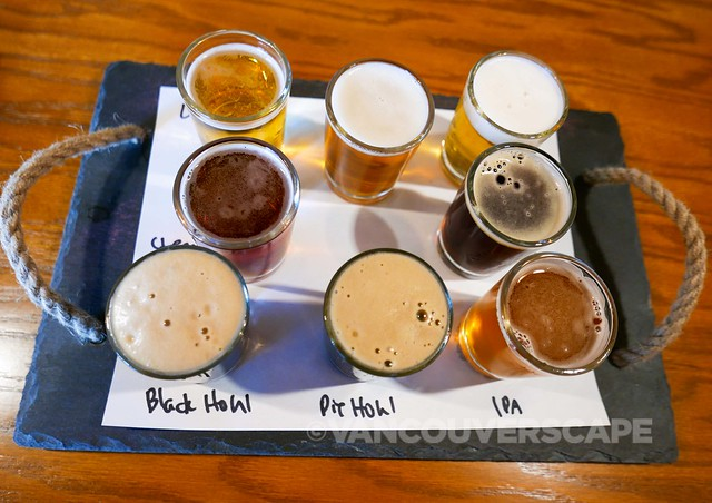 Coin Toss Brewery sampler/all 8!