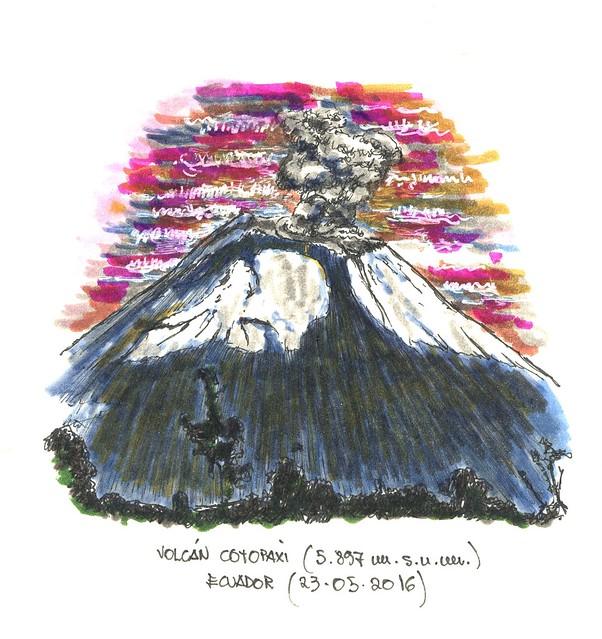 Cotopaxi (5.897 m.s.n.m.)