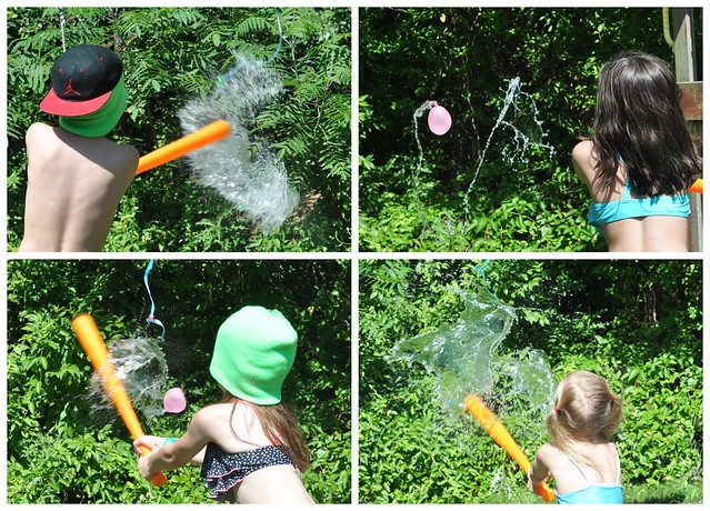 Water Balloon Pinata Activities for Kids