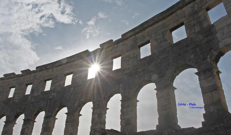 Istria-Pula-Arena-Croatia-普拉競技場-17度C隨拍- (49)