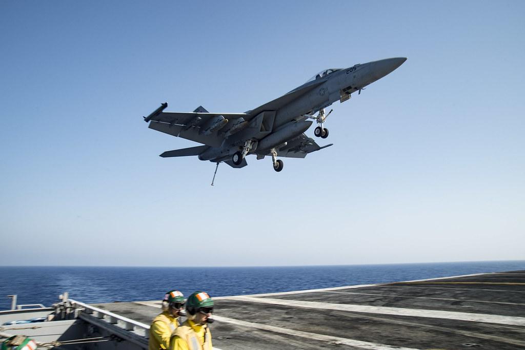 Carrier Strike Group Ten 20