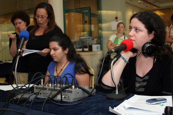 """רדיו מדיה פ""""ת בכנס 2008"""