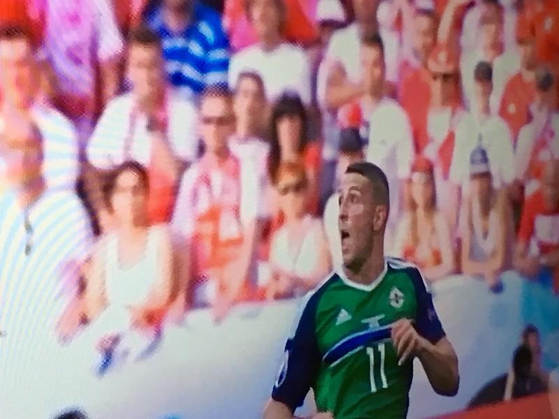 Poland 1 - 0 Northern Ireland