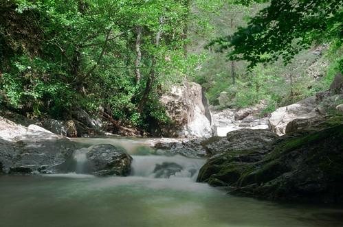 rivière de la roudoule