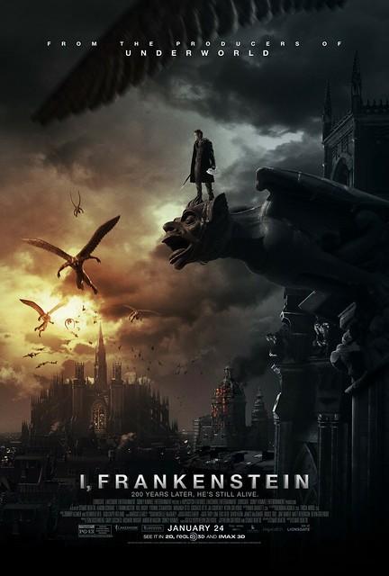 (2014) I, Frankenstein