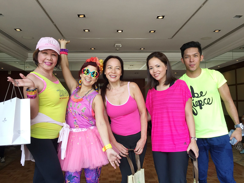Patty Villegas - The Lifestyle Wanderer - Global Wellness Day - Makati Shangri-La - Health Club - Fitness - Tessa - Prieto Valdez - Diet - The Sexy Chef - Dyan Castillejo -14