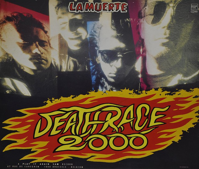 Muerte Deathrace 2000
