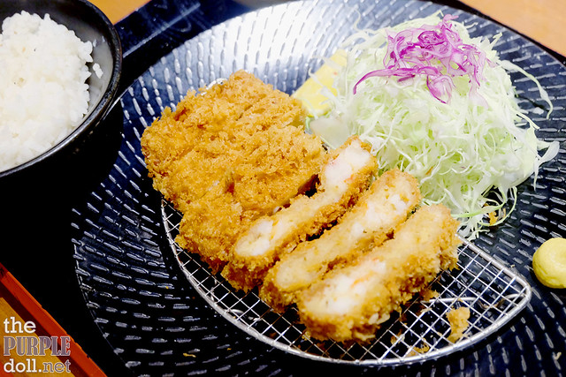 Yabu's Ebi Patty Set