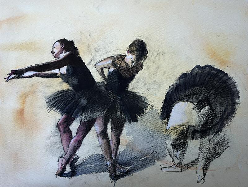 Freya, dancer