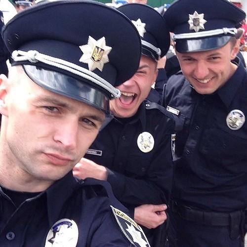 Поліцію «озброїли» відеокамерами