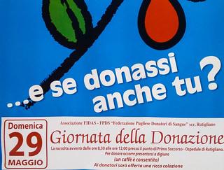 donazione sangue rutigliano