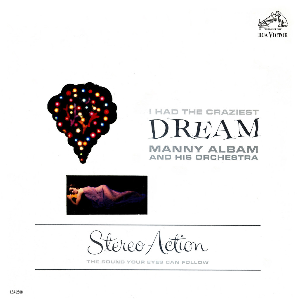 Manny Albam - I Had the Craziest Dream