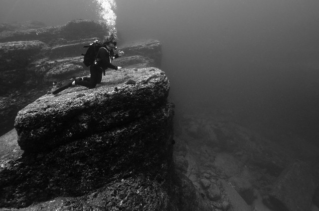 Yonaguni - Underwater mystery