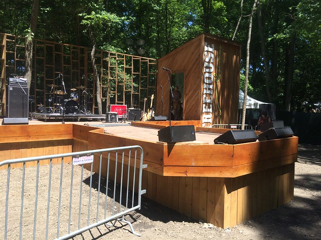 Treehouse Stage @ Firefly