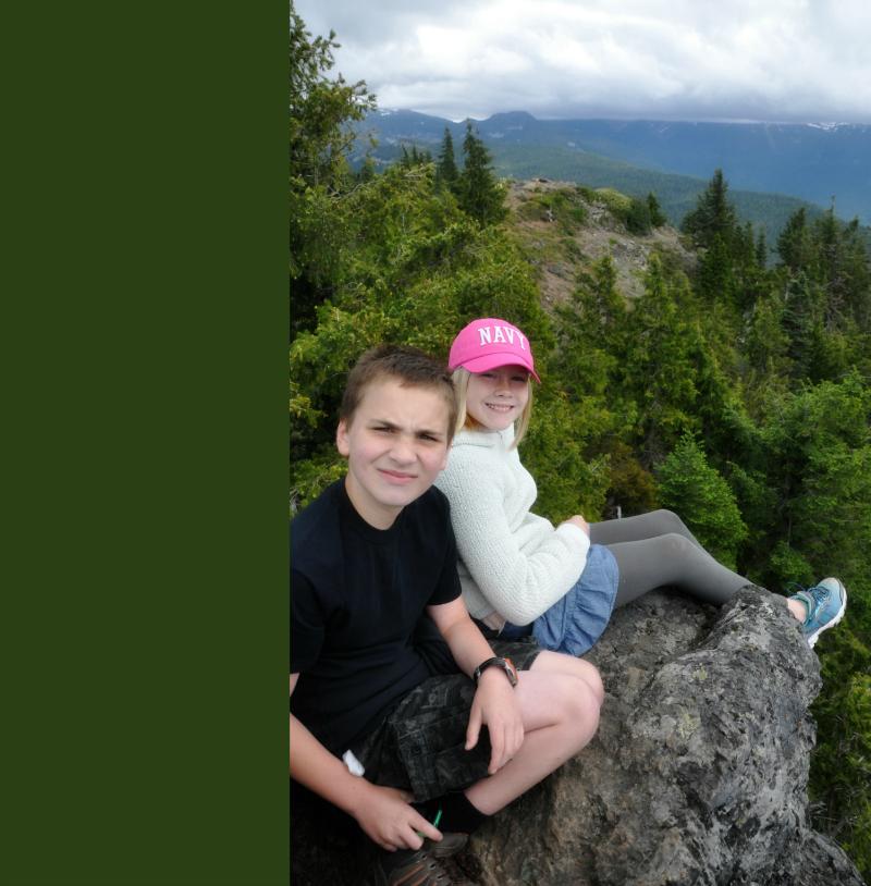 Triangulation Peak Hike 12 @ Mt. Hope Chronicles