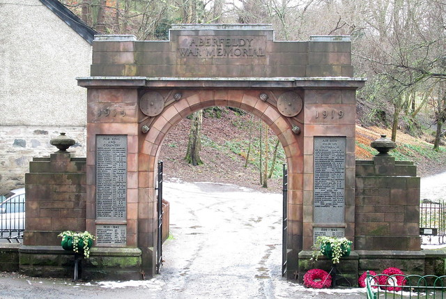 Aberfeldy War Memorial