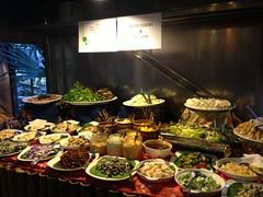 Buka puasa di Hale Kitchen 30-july-2013