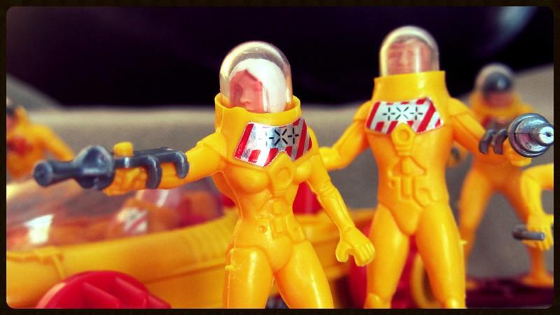 Toy soldiers, cowboys, indians, space men etc 9755434991_a4f3e1e7bc_c