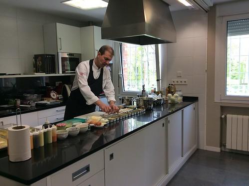 Curso monográfico de cocina: Hidratos de Carbono
