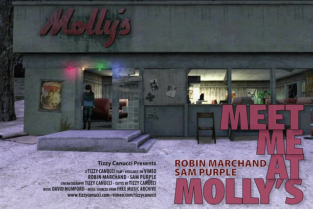 Meet me at Molly's movie poster