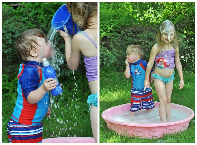 Baby Pool Party