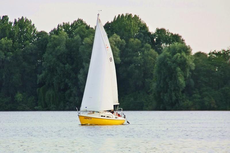 Goldengelchen Sommertag am See07