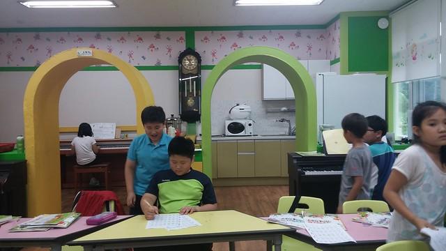 해 피아노 방과후 공개수업