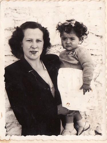 4.Con la tia Aurora