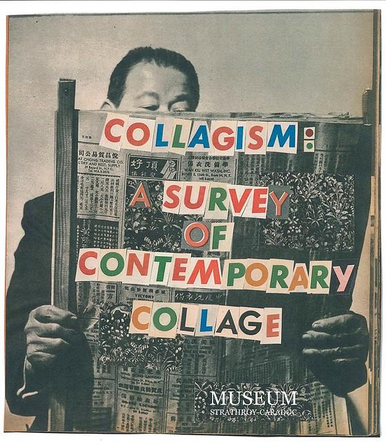 Collagisme : a survey of contemporary collage