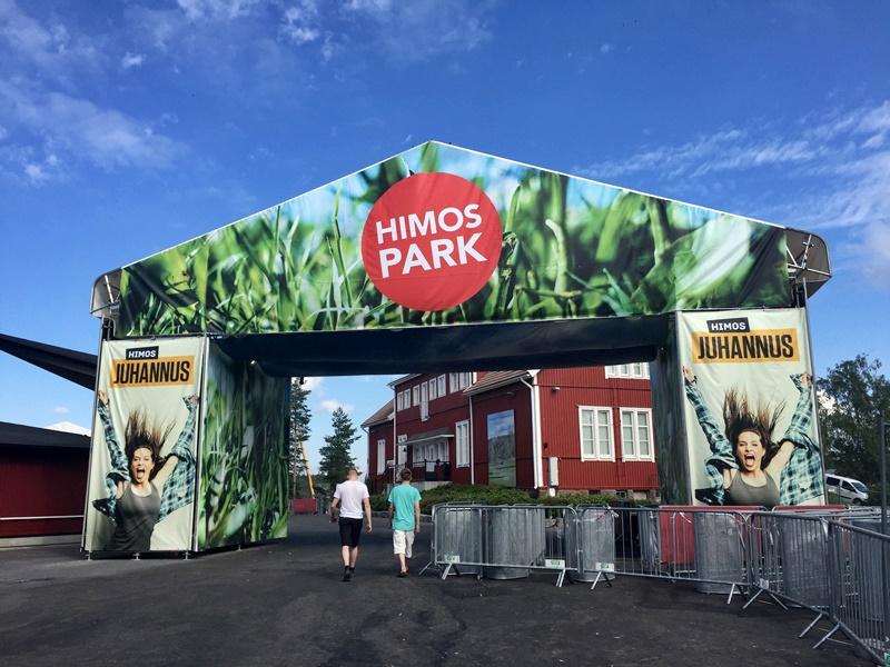 himos park himos juhannus 2016