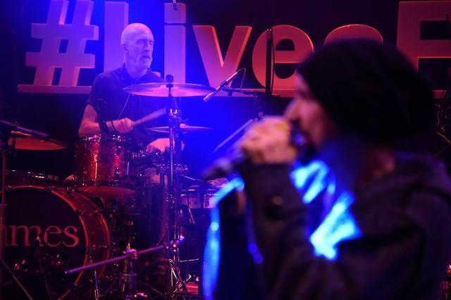 James #Live à Fip
