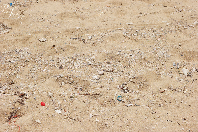 rayee beach sand condition