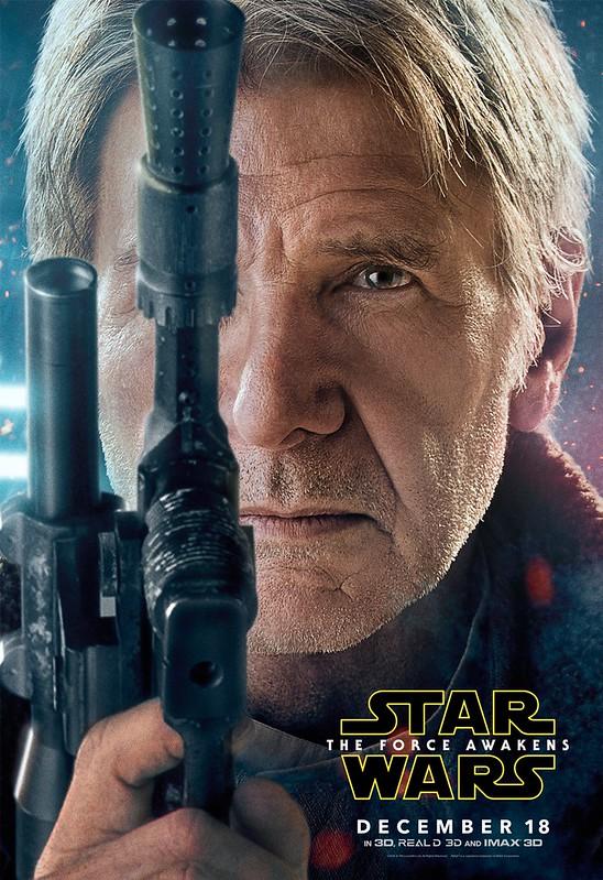 Star Wars - Episode VII - The Force Awakens - Poster 10
