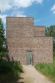 Turm - Begehbare Skulptur Museum Insel Hombroich