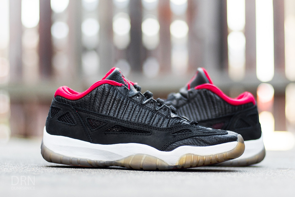 1996 Black & Red XI Low I.E.